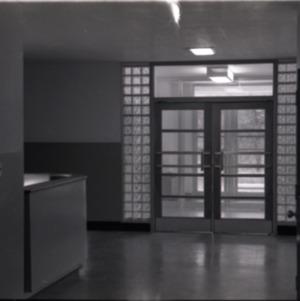 Interior of Brooks Hall Addition No. 1