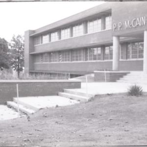 P.P. McCain Memorial  Sanatorium