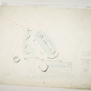 North Carolina State Fairgrounds: Plan (1 of 4)