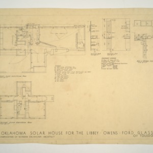 Electrical Plan - First and Second Floor