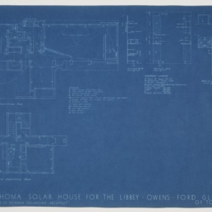Electrical Plans and Kitchen Equipment Layout