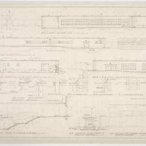 Elevations, Sections, Window Schedule & Misc. Details
