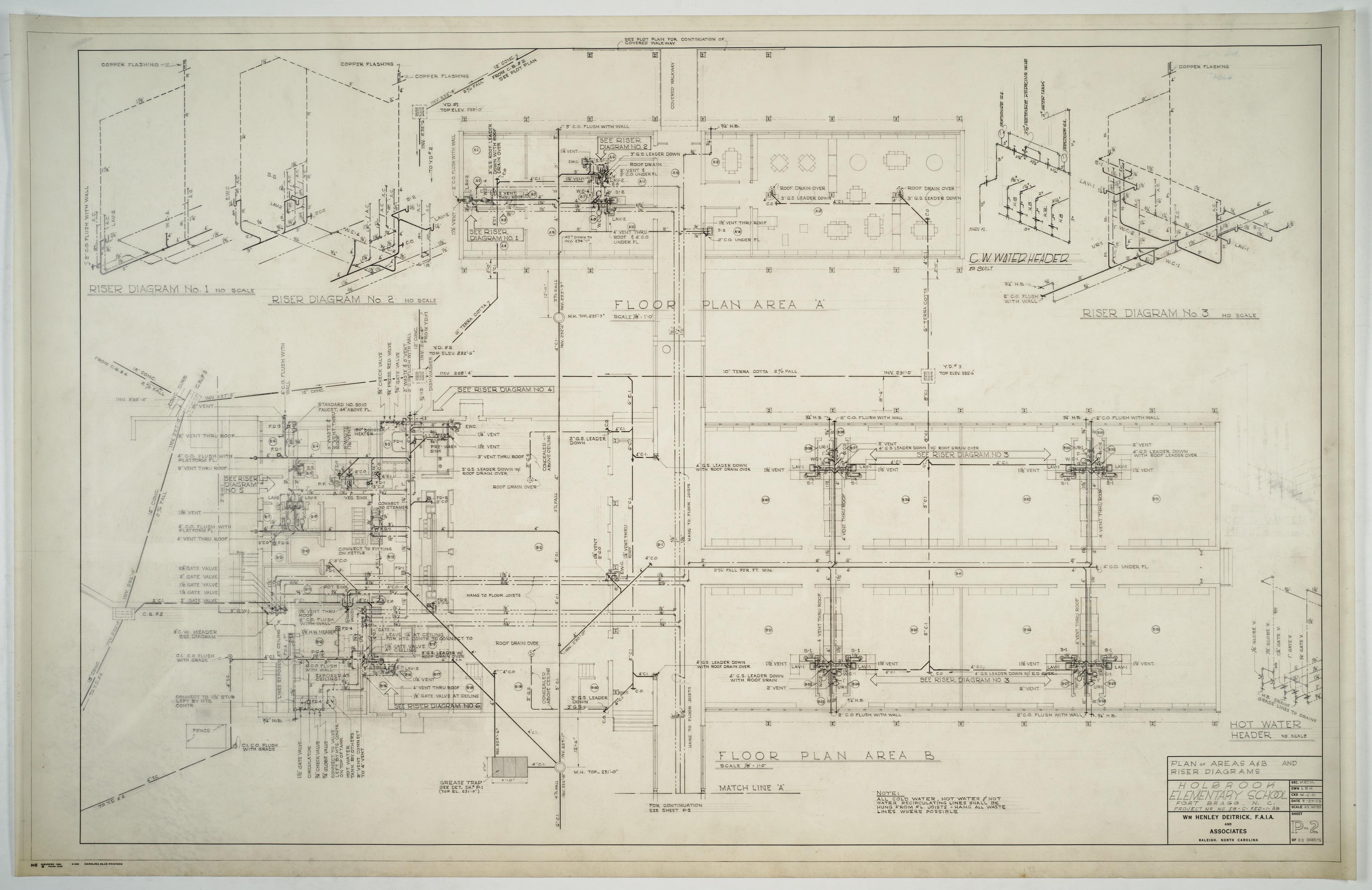 plumbing floor plan ahomeplan com