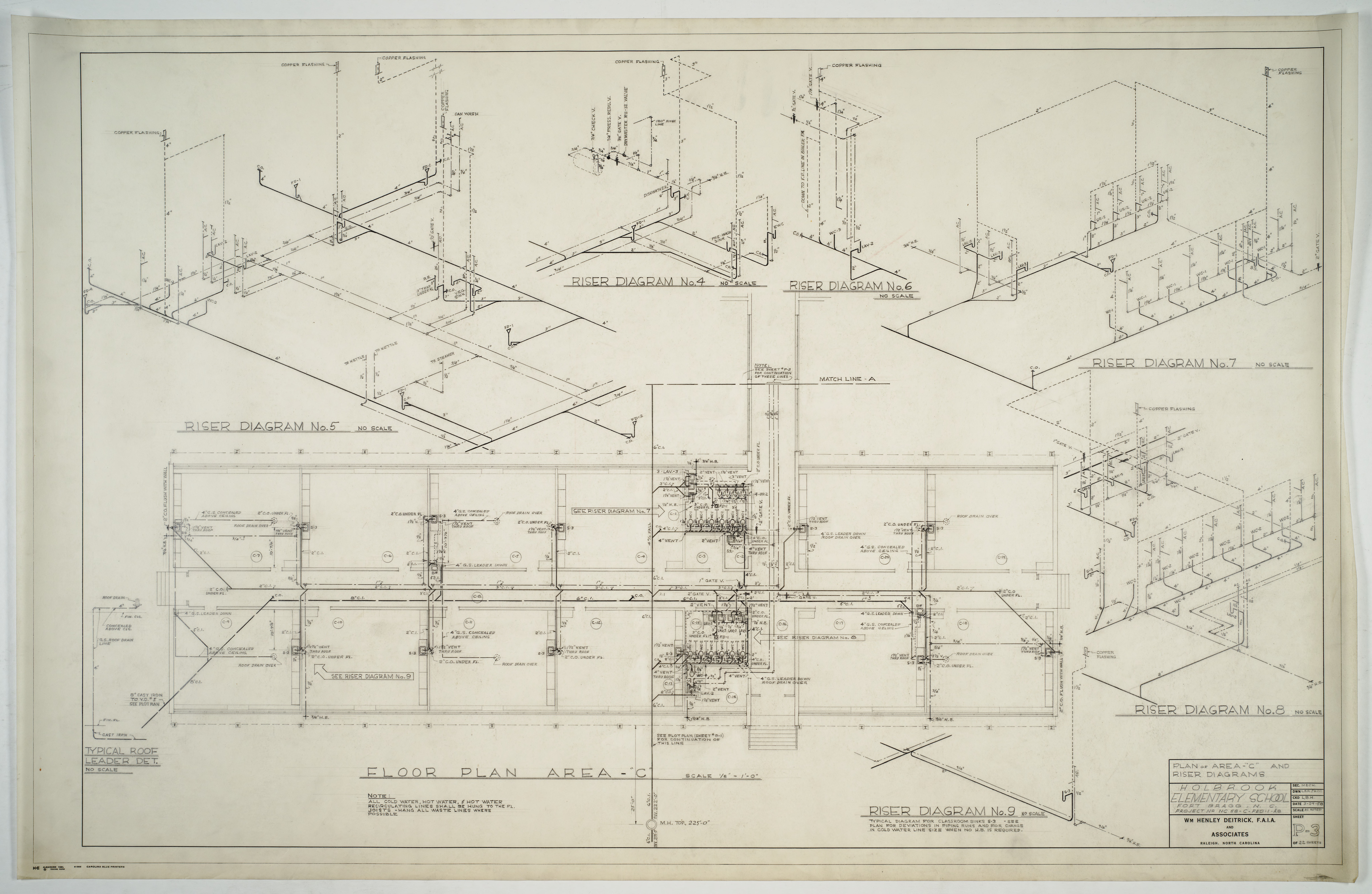 plumbing research papers