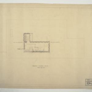 Carolina Country Club - Second Floor Plan