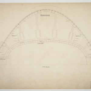 Seating area plan