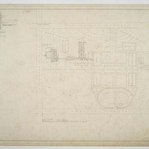 Dining Hall, Girls' and Boys' Dormitories - Plot Plan
