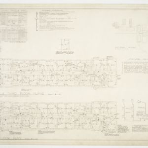 Electrical plan and site plan