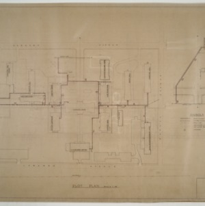 Elon College - Master plan of central heating system