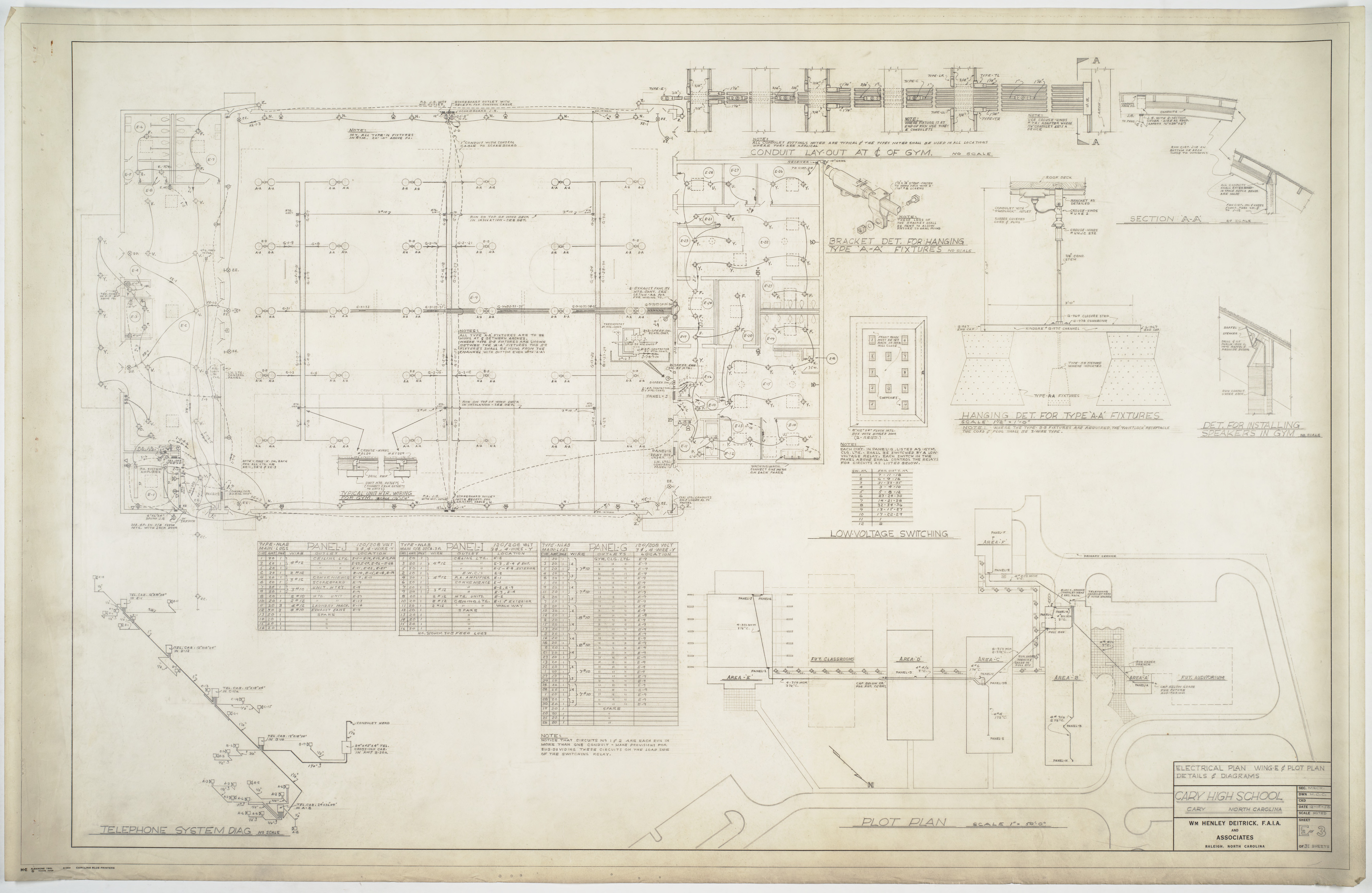 electrical plot plan electrical engineering plan of study