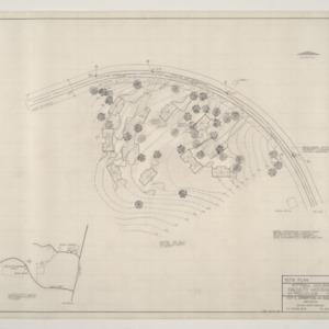 B.N. Duke Library, Faculty Housing -- Site Plan