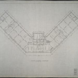Fifth floor framing plan