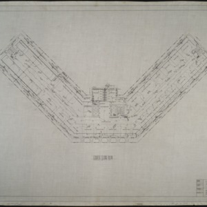 Fourth floor electrical plan