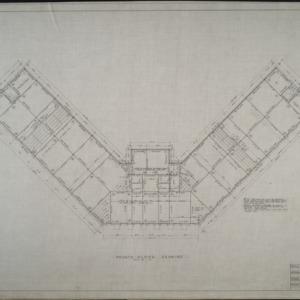 Fourth floor framing plan