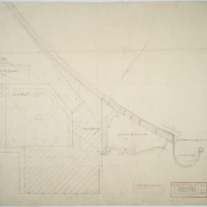 Details of main cornice