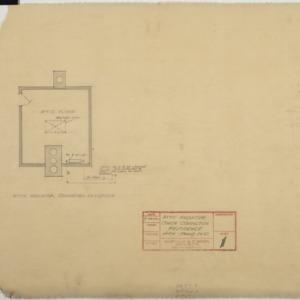 Attic radiator details