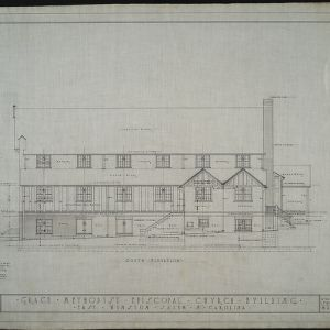 South elevation