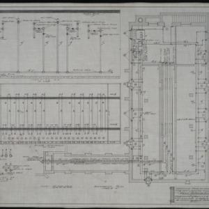 Basement plan, heating
