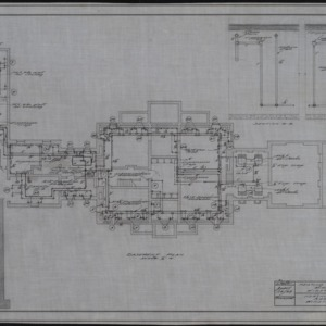 Basement heating plan