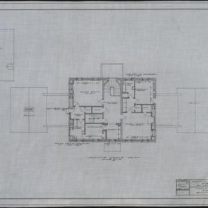 Second floor heating plan