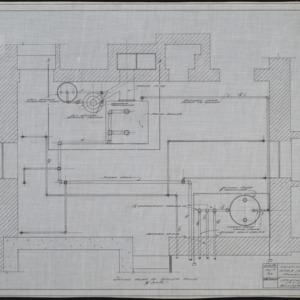 Detail of boiler room