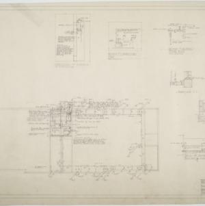 Heating and plumbing plan