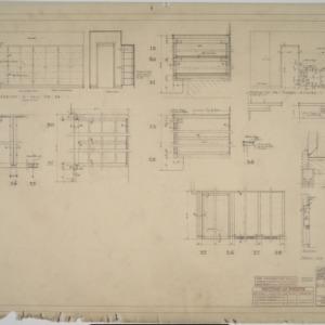 Cabinet details