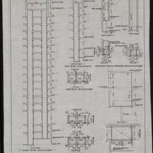 Elevator details