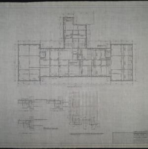 Third floor framing plan