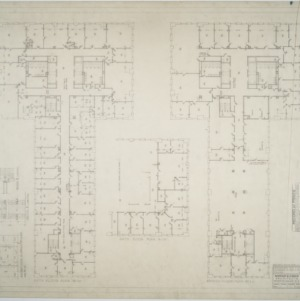 Revised floor plans