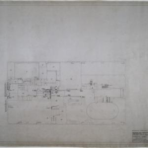 Mezzanine plumbing and heating plans