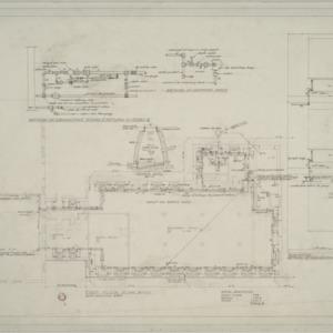 First floor mechanical plan