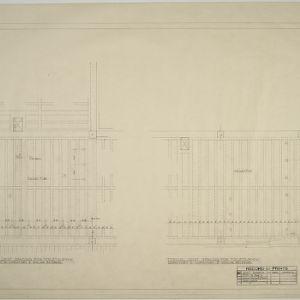 Bathroom framing plan