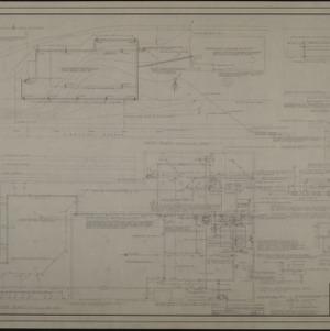 Plot plan, basement plan