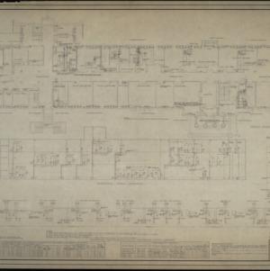 Second floor plumbing plan