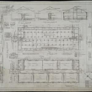 Floor plans, elevations