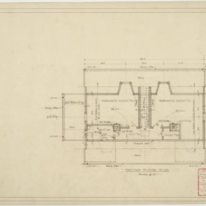 Ncsu libraries 39 rare and unique digital collections search Servant quarters floor plans