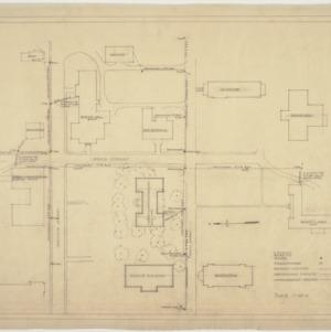 Wiring plan, electrical distribution system