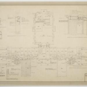 First floor plan, heating plan