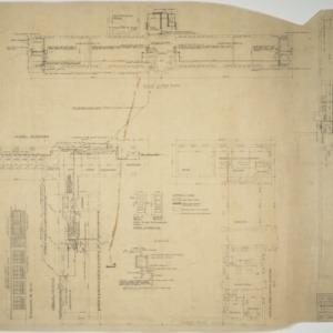 Basement, first floor plan