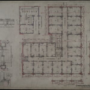 Plan of typical floor three to nine inclusive