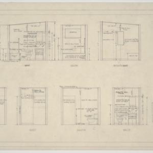 Mrs. Sheldon Residence -- Bathroom Details
