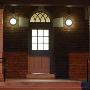 1911 Building door