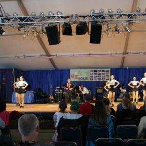 Cloggers at North Carolina State Fair 2013