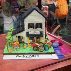 Cake at North Carolina State Fair 2013