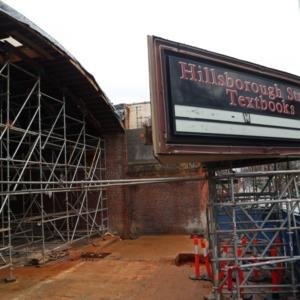 2424 Hillsborough Street Project, December 2015