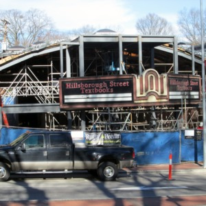 2424 Hillsborough Street Project, January 2015