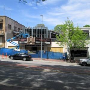 2424 Hillsborough Street Project, April 2016