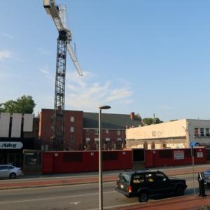 2500 Block Hillsborough Street Project June 2015