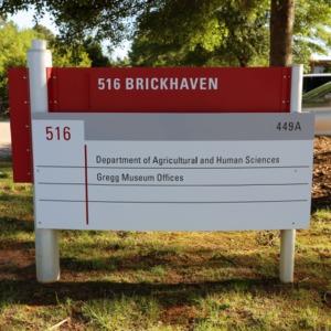 516 Brickhaven Sign May 2017